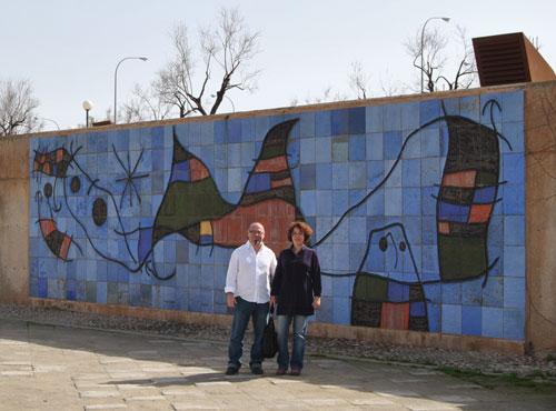 Sara y Wladimir en Palma de Mallorca