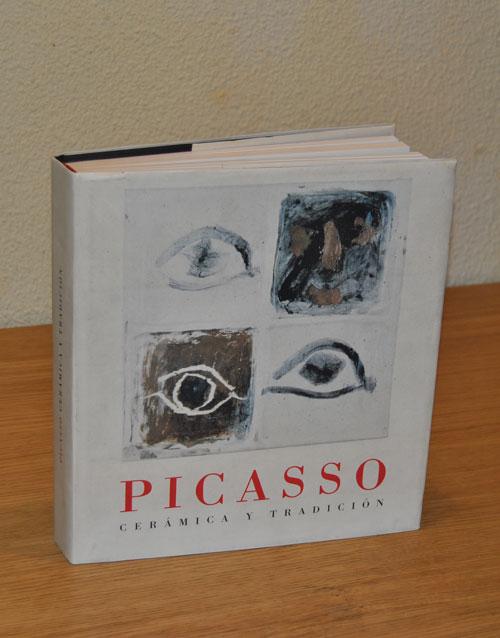 Catálogo de cerámica de Picasso