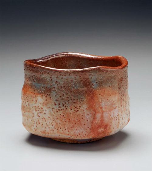 Pieza de cerámica de Kato Yasukage