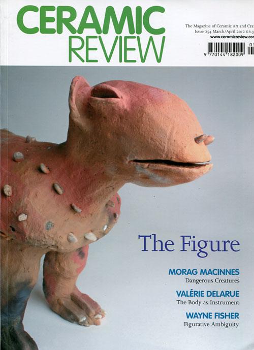 Portada de Ceramica Review