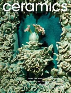 Revista Ceramics Monthly