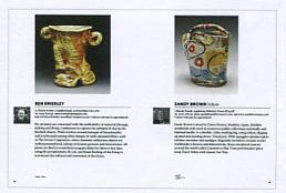 """Páginas interiores del libro """"The Ceramics Book"""""""