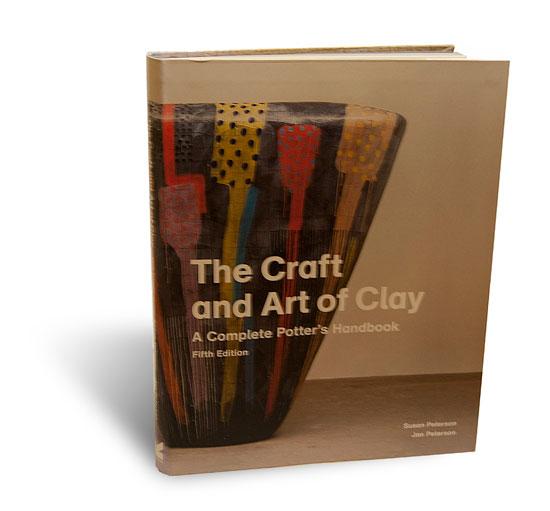 Portada del libro The Art and Craft of Clay