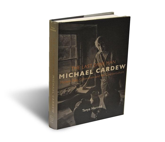 """Portada del libro """"Michael Cardew"""""""