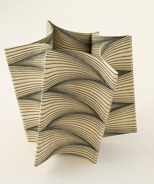 Escultura de cerámica de María Oriza