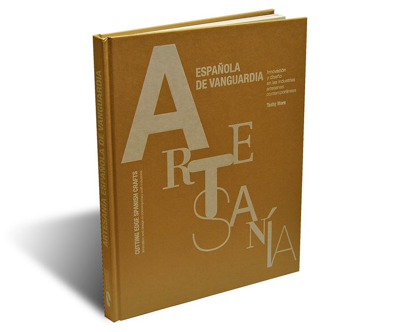 Libro Artesanía Española de Vanguardia