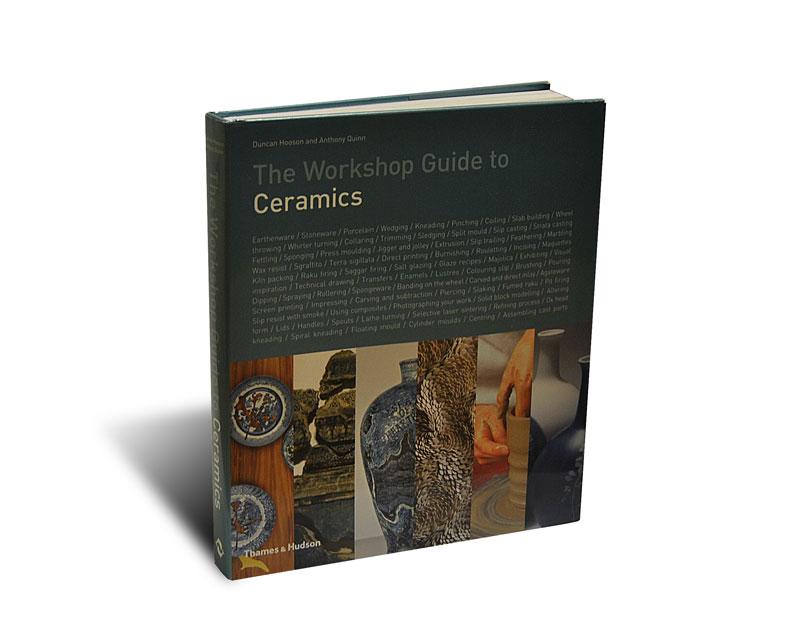 "Portada del libro ""The Workshop Guide to Ceramics"""