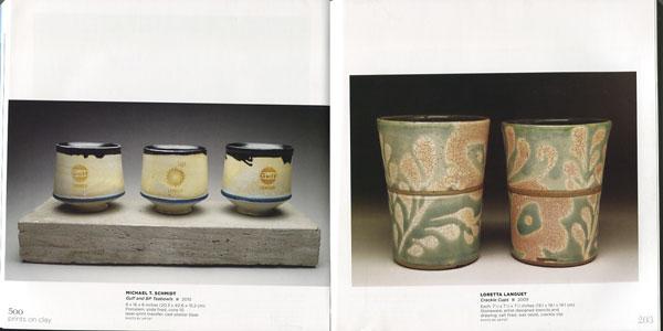 Páginas interiores del libro 500 Prints