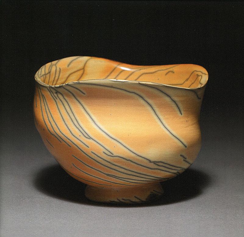 Cuenco del ceramista francés Dalloun