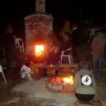 Horno de leña para cocción de cerámica