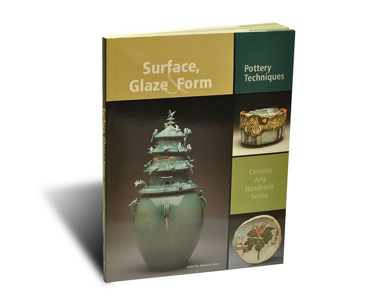 "Portada del libro ""Surface, Glaze and Form"""