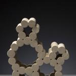 Pieza de cerámica de Miguel Vázquez