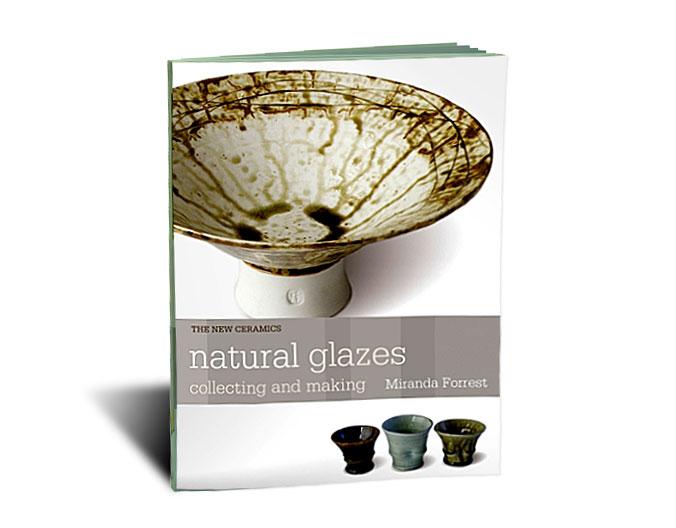 Portada del libro Natural Glazes