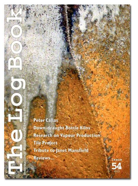 Portada de la revista The Log Book