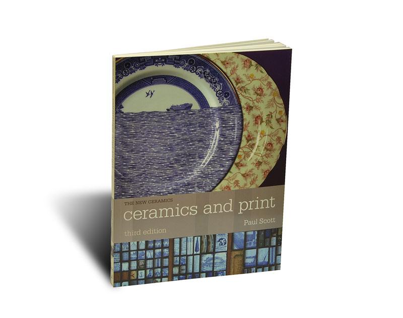 Portada del libro Ceramics and Print