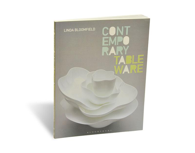 Portada del libro Contemporary Tableware