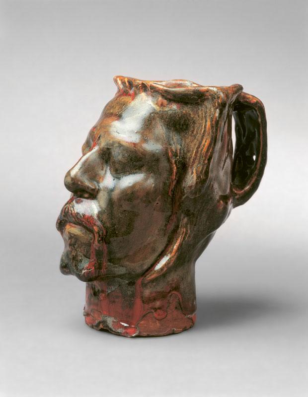 Pieza de cerámica de Paul Gauguin