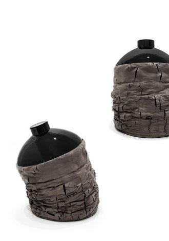 Pieza de cerámica de Gregorio Peño, ganador de la pasada edición