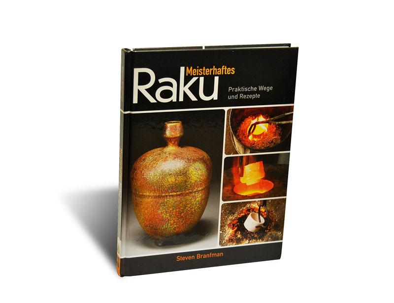 Portada del libro Raku Meisterhaftes