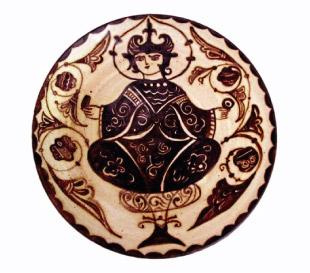 cerámica de Pejman y Diana Maherianfar