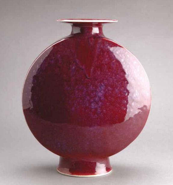 Pieza de cerámica del Brother Thomas