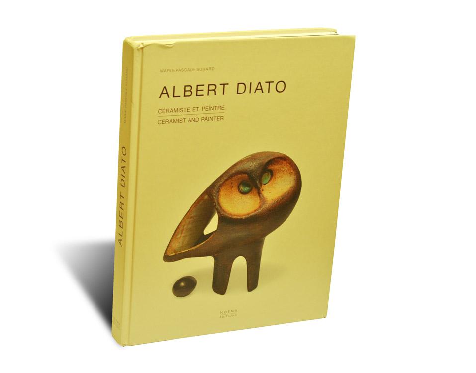 Libro Albert Diato