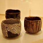 Pieza de cerámica de Encarna Soler