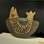 Escultura cerámica de Gerardo QueipoEscultura cerámica de Gerardo Queipo