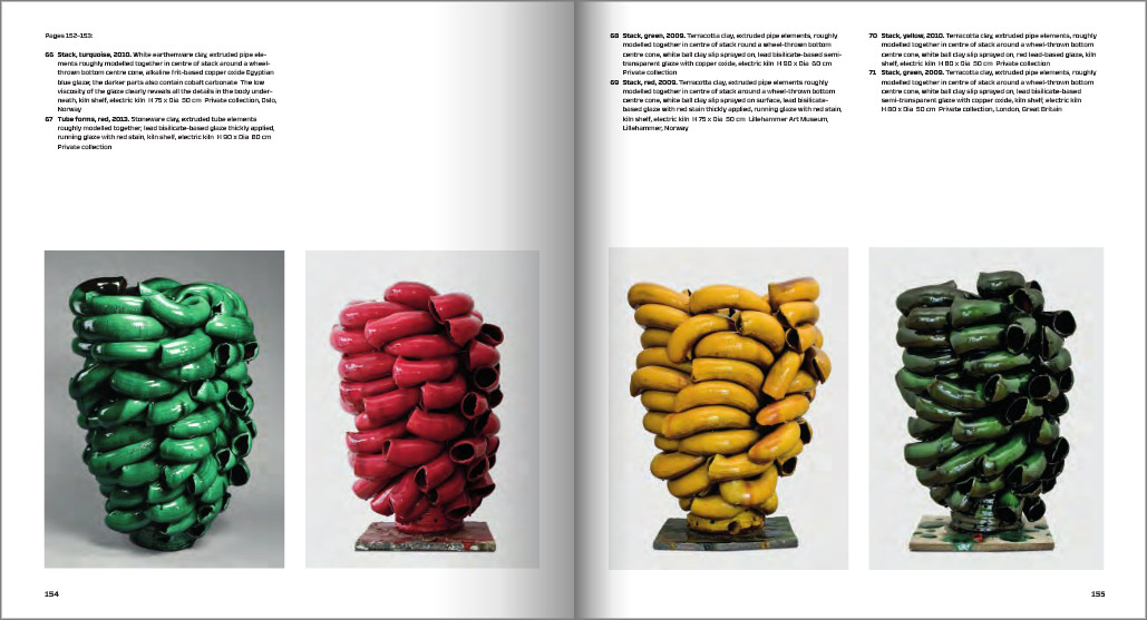 Páginas interiores del libro Torbjorn Kvasbo