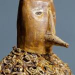 Escultura cerámica de Kerry Jameson