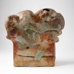 Escultura cerámica de Jacqueline Lerat