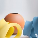 Esculturas cerámicas de Merete Rasmussen