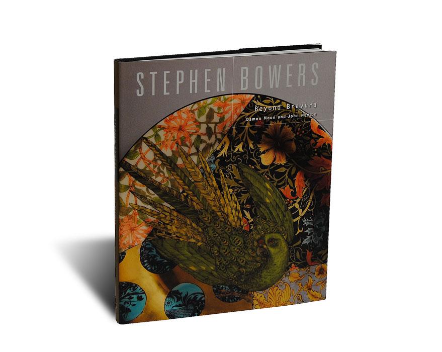Portada del libro Stephen Bowers