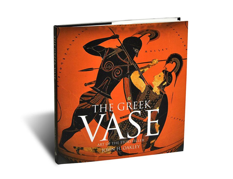Portada del libro The Greek Vase