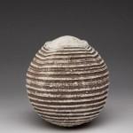 Pieza de cerámica de Stephanie Durand