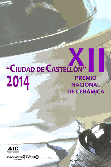 Cartel del Premio de Cerámica de Castellón