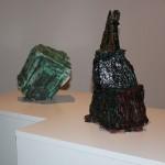 Piezas de cerámica de Gerardo Queipo