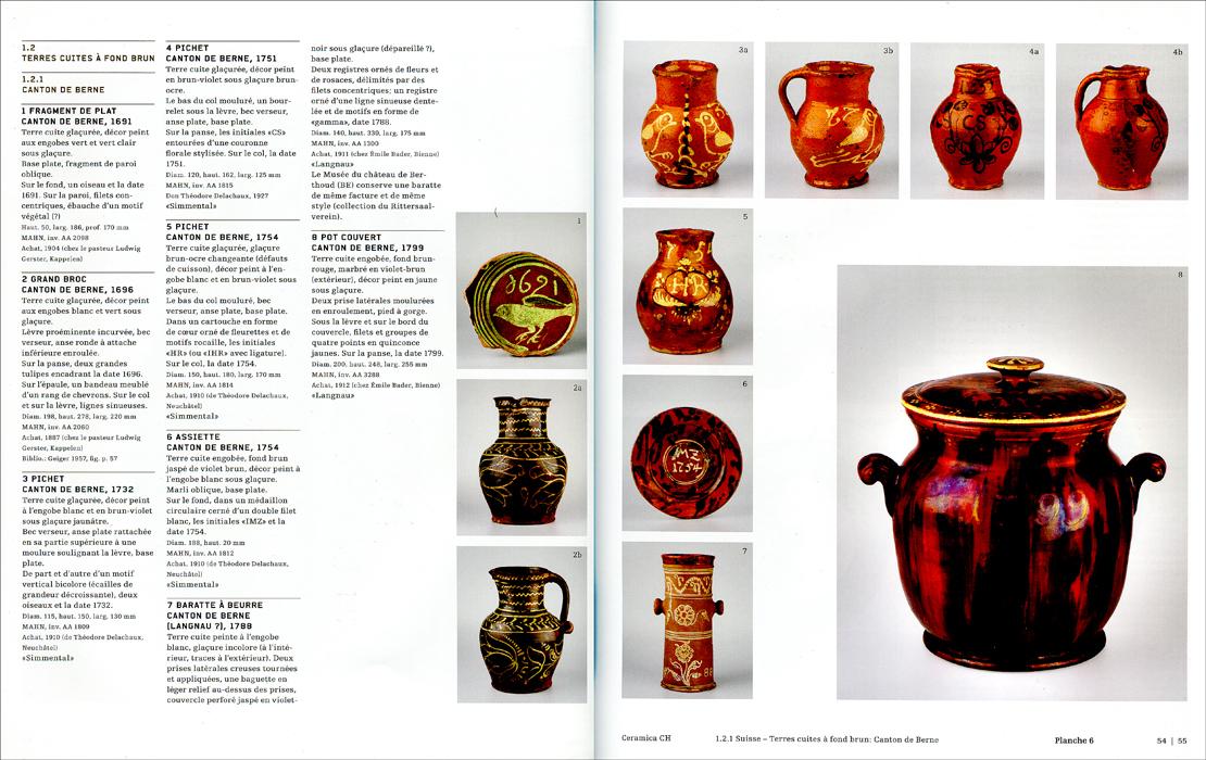 Páginas interiores del libro Neuchatel