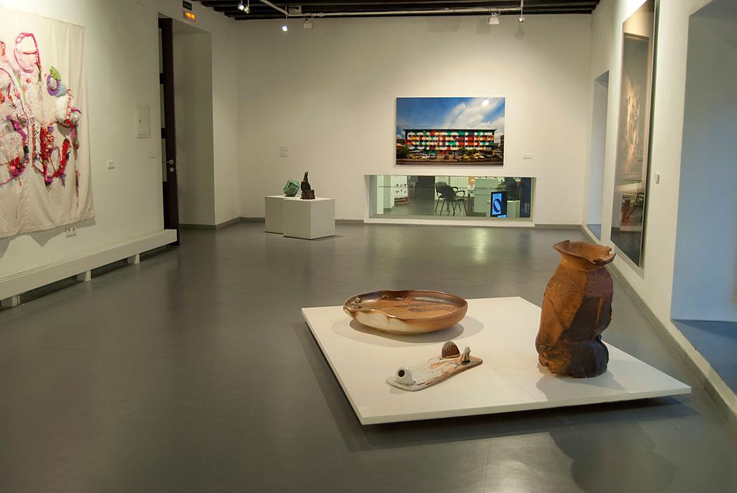 Vista de una de las salas de la exposición