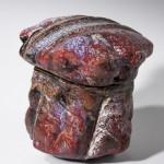 Pieza de cerámica de Serge Cousseran