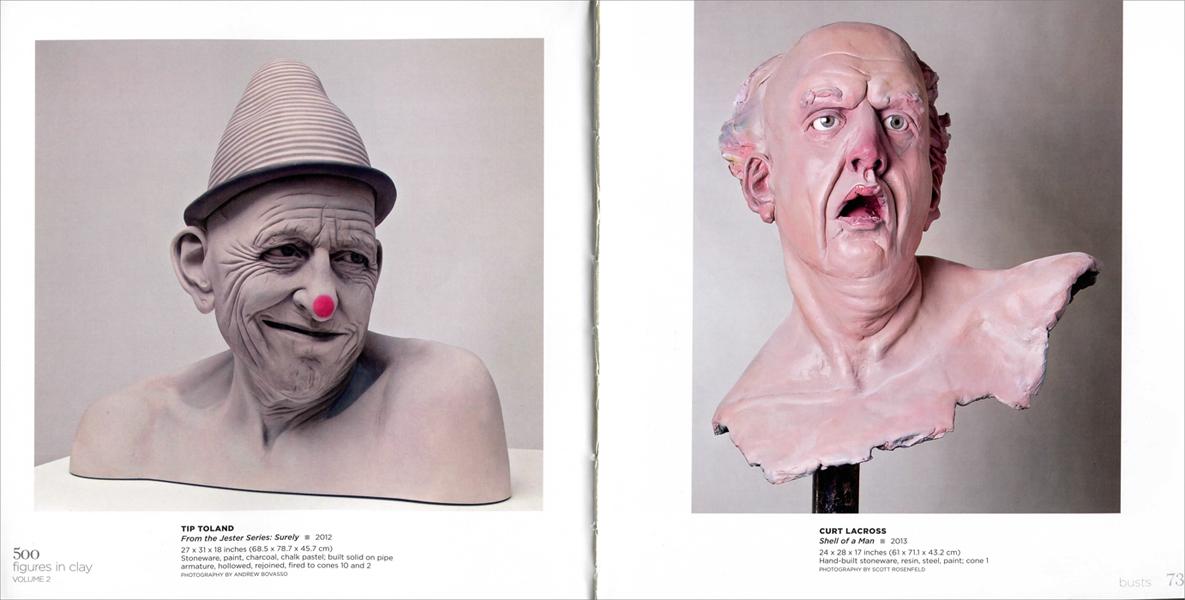 Páginas interiores del libro 500 Figures