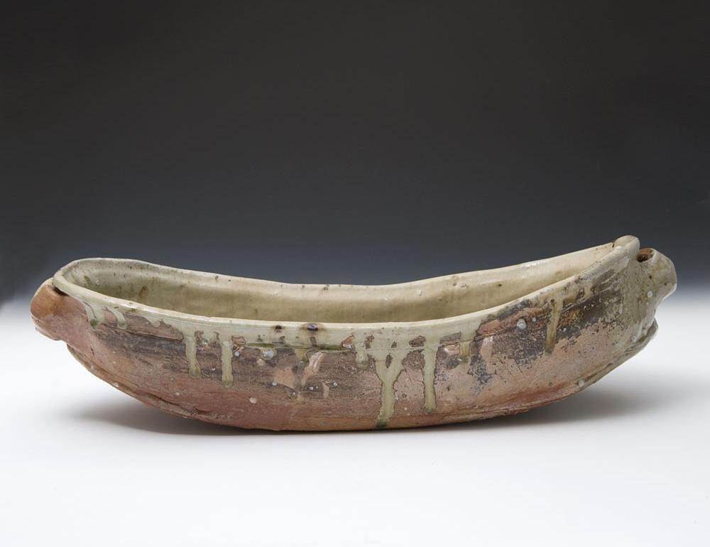 Plato de cerámica de Nic Collins