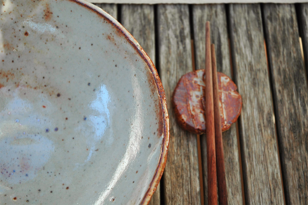 Piezas de cerámica de Encarna Soler