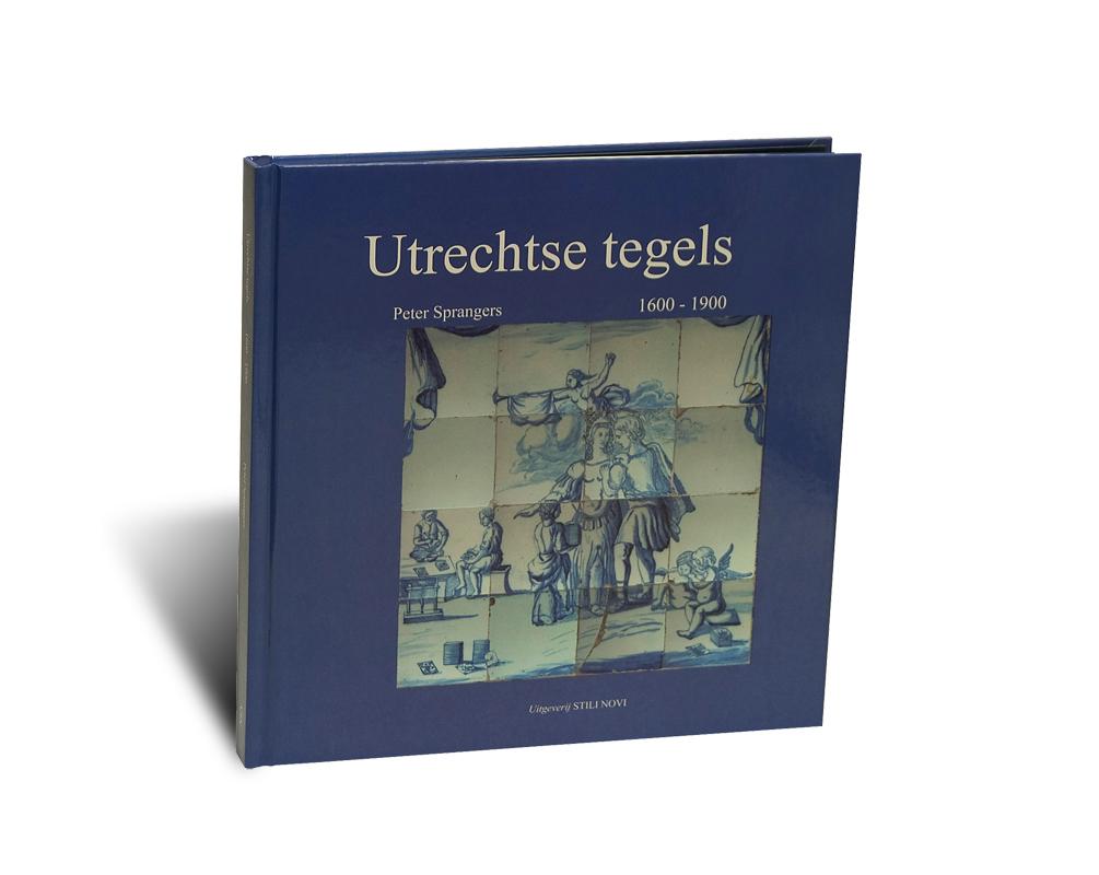 Portada del libro Utrechtse Tegels