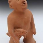 Pieza de cerámica de Gonzalo Viana