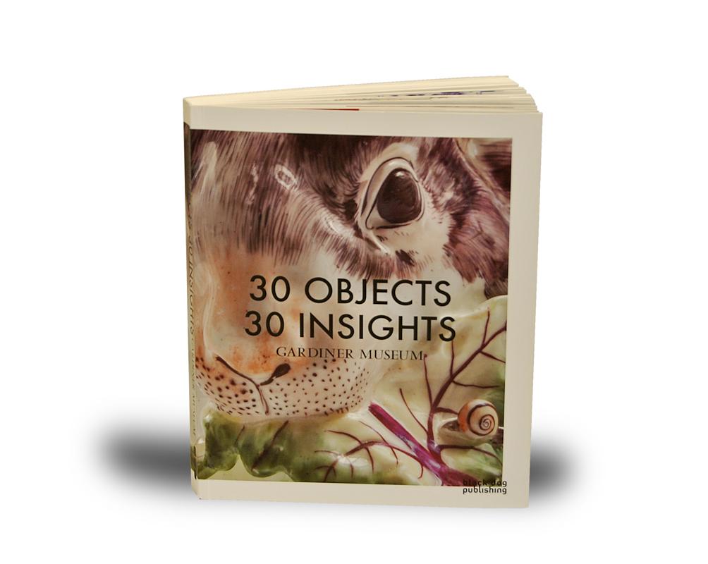 Portada del libro 30 Objets, 30 Insights