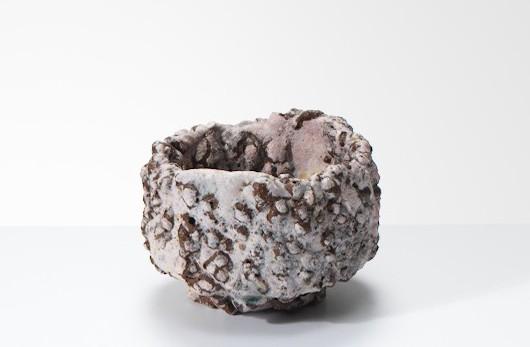 Piezas de cerámica de Ewen Henderson