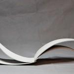Escultura cerámica de Rafael Catalán
