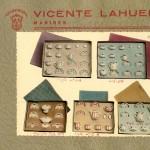 Catálogo de escuraeta de Vicente Lahuerta