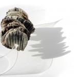 Pieza de cerámica de Maria Pedro Olaio